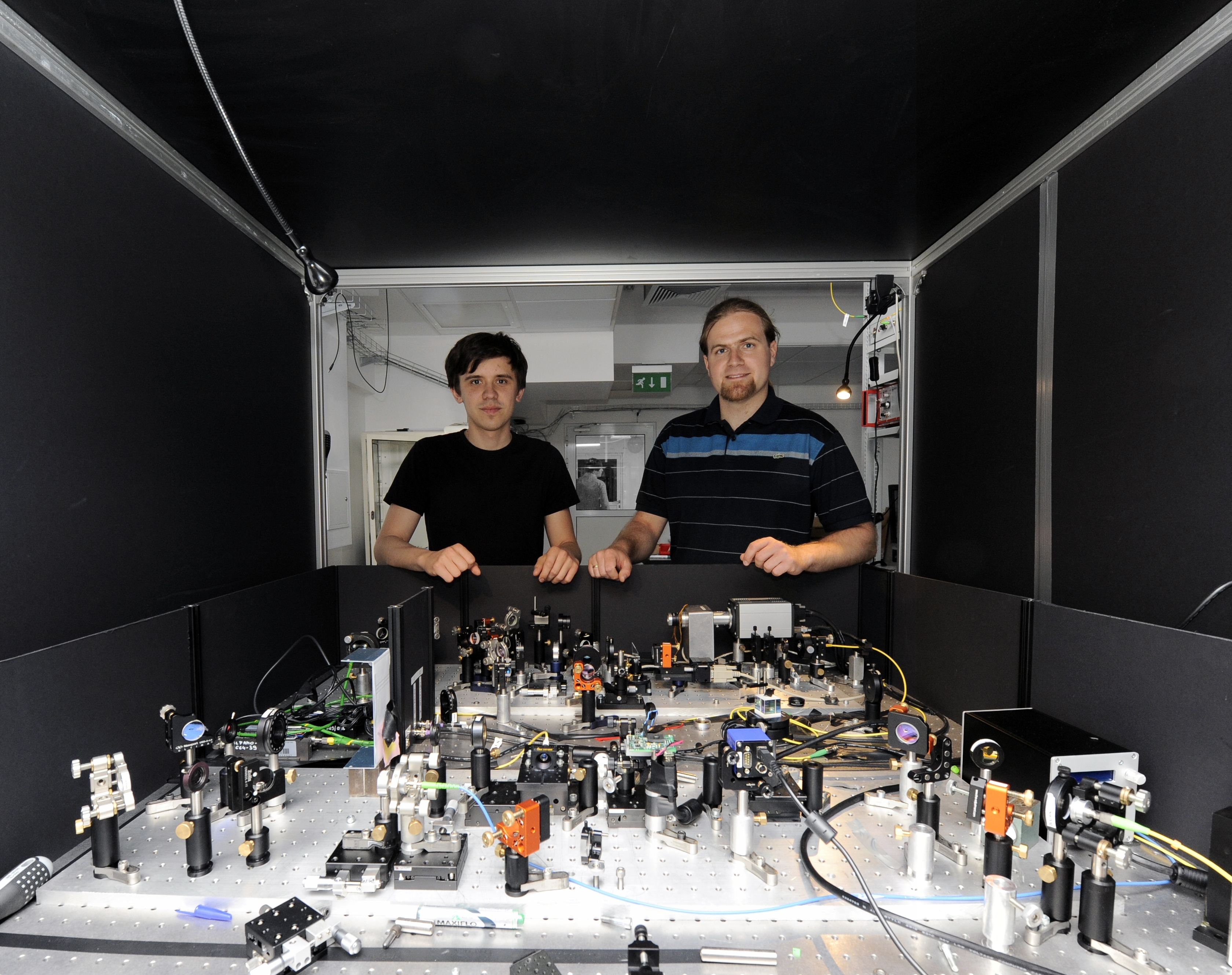 The birth of quantum holography: Making holograms of single